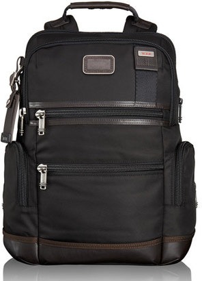 Tumi Alpha Bravo Hickory Knox Backpack $365 thestylecure.com