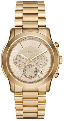 Michael Kors Cooper 39mm Bracelet Strap Watch $275 thestylecure.com