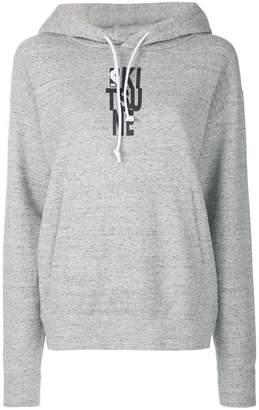 MAISON KITSUNÉ NBA print hoodie