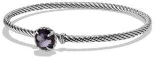 David Yurman Châtelaine® Bracelet With Black Orchid