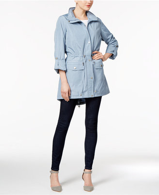 Style & Co Zip-Front Utility Jacket, Only at Macy's $69.50 thestylecure.com