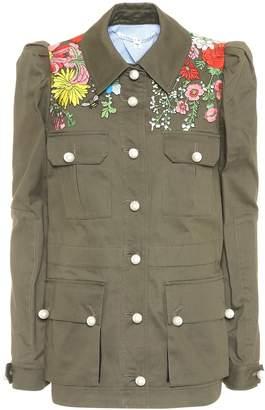 Veronica Beard Huxley embroidered jacket
