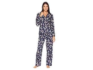 PJ Salvage Playful Prints Fruit PJ Set Women's Pajama Sets