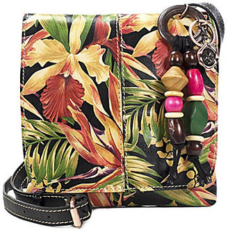 Patricia Nash Cuban Tropical Collection Granada Cross-Body Bag $129 thestylecure.com