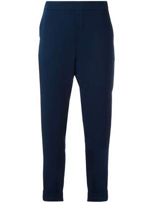 P.A.R.O.S.H. casual tapered trousers