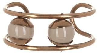 Tomas Maier Brass Open Cuff Bracelet