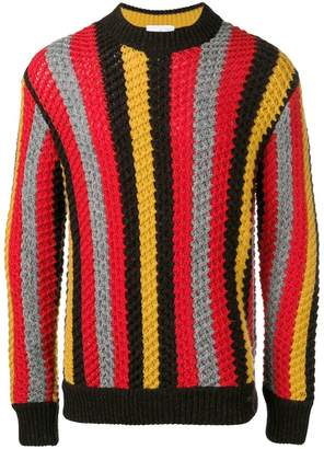Salvatore Ferragamo loose knitted sweater
