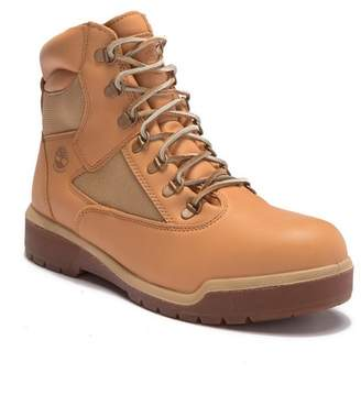 "Timberland 6"" Waterproof Leather Boot (Little Kid)"