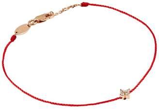 Redline Shiny String Bracelet