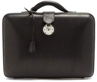 Lee Passavant And Zero Edition Aluminium Shell Briefcase - Mens - Black