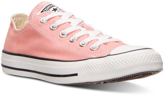 Converse Women's Chuck Taylor Ox Casual Sneakers from Finish Line $54.99 thestylecure.com