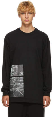 Song For The Mute Black Stack Sweatshirt