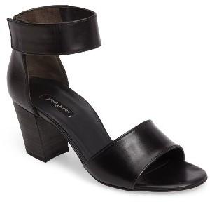 Women's Paul Green Mackenzie Ankle Strap Sandal $299 thestylecure.com