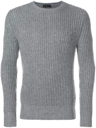 Dell'oglio ribbed knit sweater