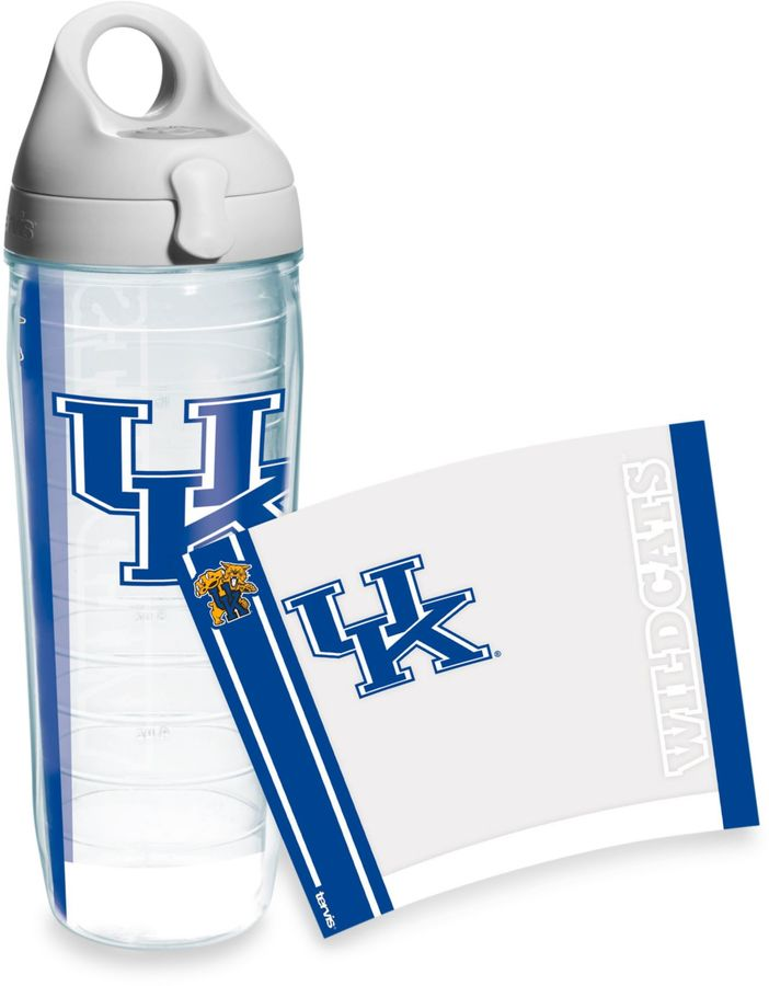 Tervis® University of Kentucky 24 oz. Water Bottle with Lid