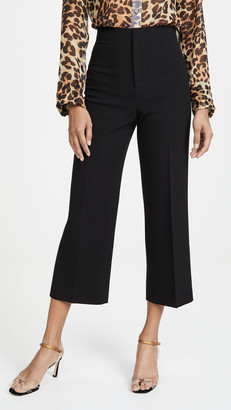 Alice + Olivia Lorinda Super HW Cropped Pants