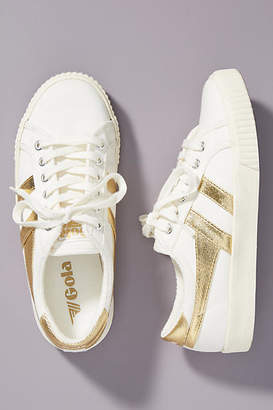 Gola Metallic Stripe Sneakers