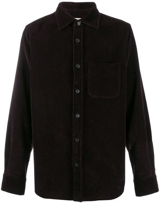 Holland & Holland loose fit shirt