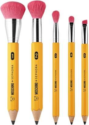Moschino Sephora Collection SEPHORA COLLECTION + SEPHORA Pencil Brush Set
