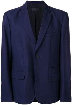 Haider Ackermann classic fitted blazer