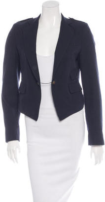 Boy. by Band of Outsiders Cropped Tuxedo Blazer $75 thestylecure.com