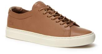 Lacoste Men's L.12.12 Unlined Leather Trainers