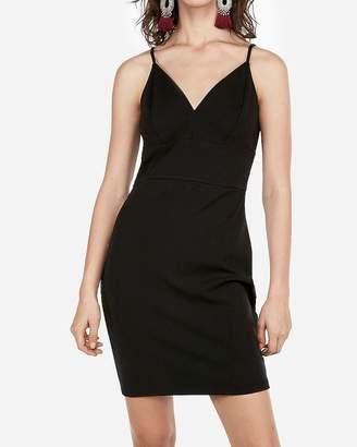 Express Seamed Cami Sheath Dress