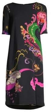 Etro Star Paisley Caddy Tunic Dress