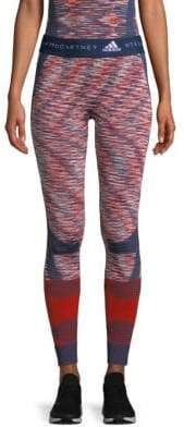 adidas by Stella McCartney Space Dye Yoga Seamless Tights