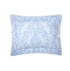 Yves Delorme Neptune Breakfast Pillow Case 31 x 42