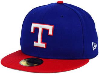 New Era Texas Rangers Mlb Cooperstown 59FIFTY Cap