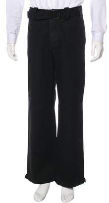 Gucci Wide-Leg Pants