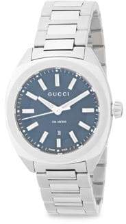 Gucci Stainless Steel Analog Quartz Bracelet Watch