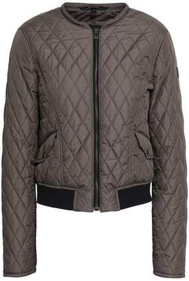 Belstaff Cassell Quilted Shell Down Bomber Jacket