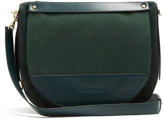 J.W.Anderson Moon nubuck shoulder bag