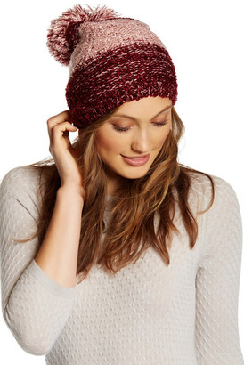 Collection XIIX Marled Pompom Beanie $28 thestylecure.com