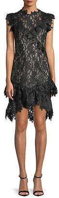 Saylor Mollie Lace Shift Dress