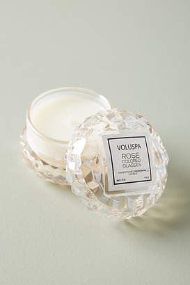 Voluspa Rose Mini Candle