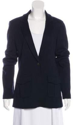 Tory Burch Wool Knit Blazer