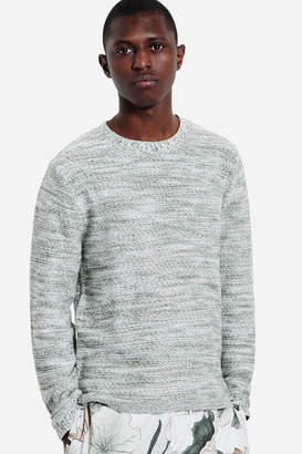 Saturdays NYC Wade Reverse Sweater