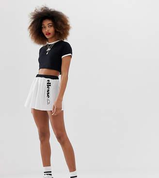 Ellesse mini tennis skirt with side logo co-ord