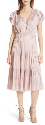 Ulla Johnson Blaire Satin Dress