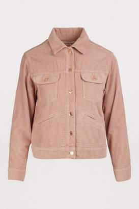 Etoile Isabel Marant Foftya cotton jacket