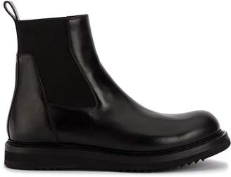 Rick Owens Chelsea boots