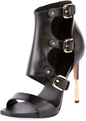 1dbd22e88f2c2e Balmain Toe Strap Women s Sandals - ShopStyle