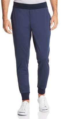 Michael Kors Tipped Textured Sweatpants