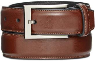 Alfani 32mm Feather Edge Stitch Dress Belt