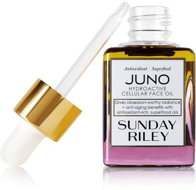 Sunday Riley - Juno Hydroactive Cellular Face Oil, 30ml - one size 4