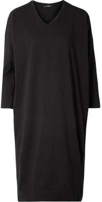 Bassike Organic Cotton-jersey Dress - Black