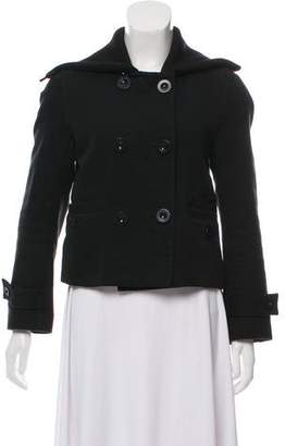 Sacai Casual Wool Jacket
